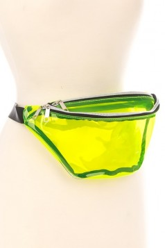 Clear Colorful Fanny Pack