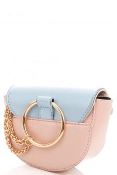 Mini Saddle Crossbody Bag