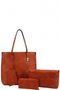 4in1 Designer Chic Tote With Strap More Colors!