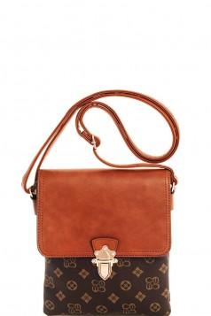 Modern Pattern Crossbody Bag