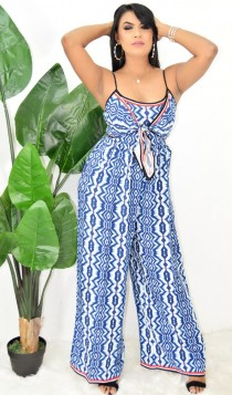 TRIBAL FUSION JUMPSUIT