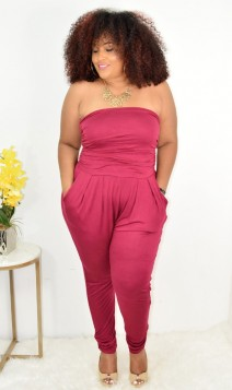 CASUAL DAY JUMPSUIT+