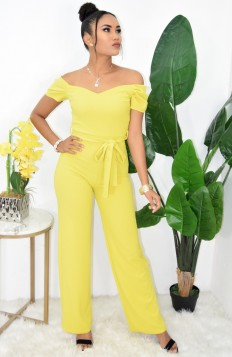 CHIC UPGRADE JUMPSUIT