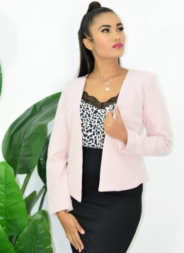 OPEN FRONT CLASSIC BLAZER MORE COLORS!