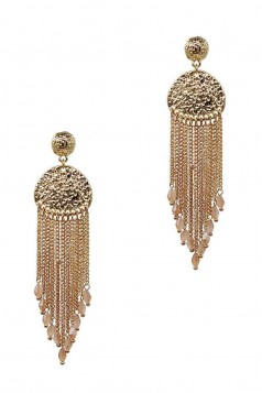 CHIC FASHION MULTI DROP EARRING