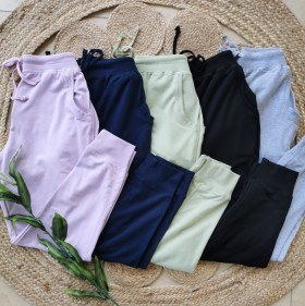 NEW IN COMFY PLUS SIZE JOGGERS