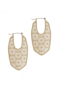 DESIGNER STYLISH PATTERN EARRING