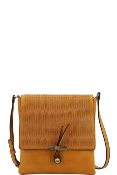 DESIGNER STYLISH CHIC CROSSBODY BAG MUSTARD