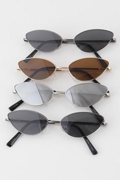 Retro Tinted Fashion Sunglasses